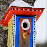 Как сделать домик для попугаев своими руками