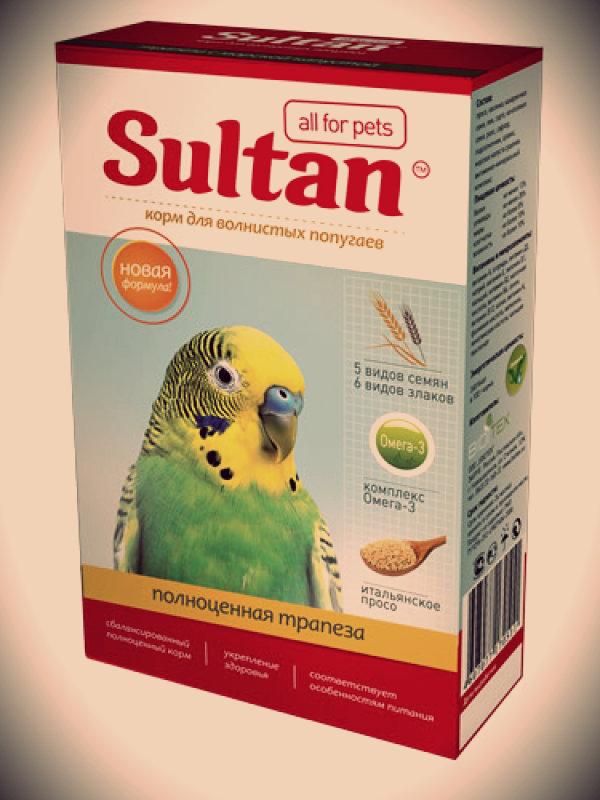 корм султан