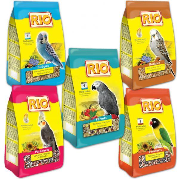 Корм для птиц Rio