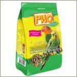 Корм Рио (Rio) для попугаев: отзывы, состав, виды