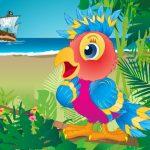 Флеш-игры про попугаев