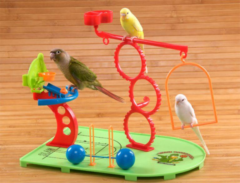 Игрушки для попугаев волнистых своим руками 683