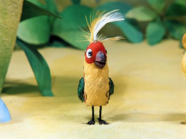 сказка о попугаев