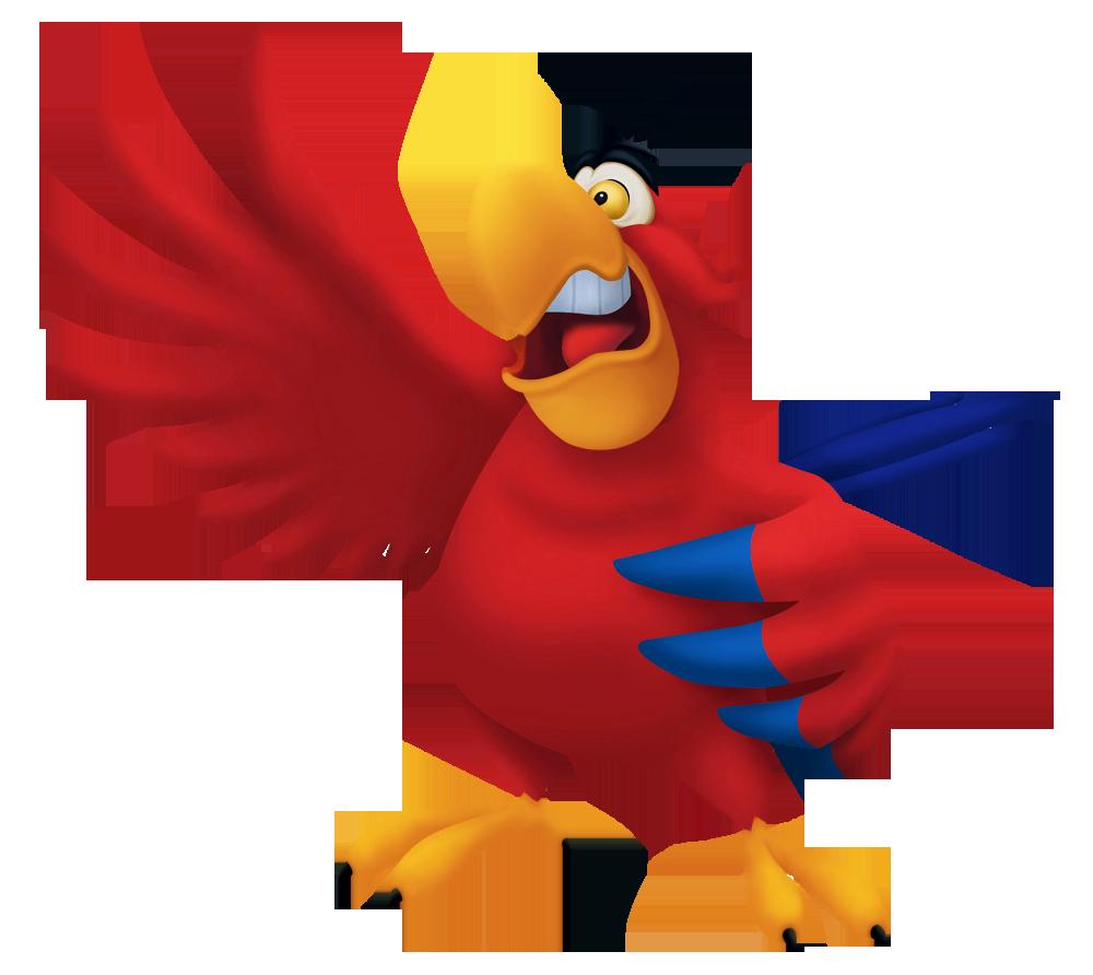 Картинки для детей попугая