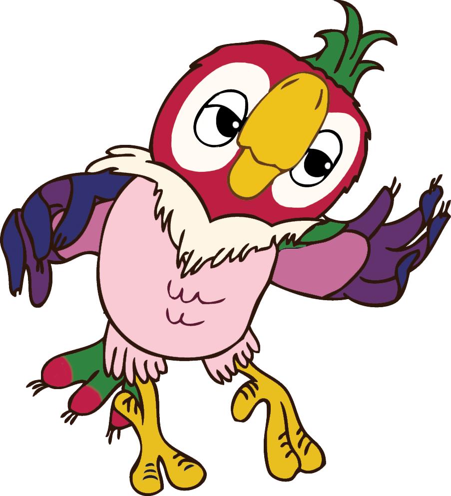 Картинка сова на прозрачном фоне для детей